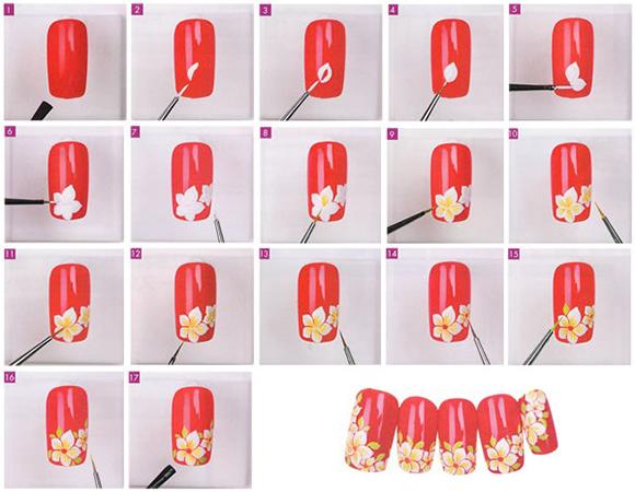 Дизайн кухни с орхидеями бадо