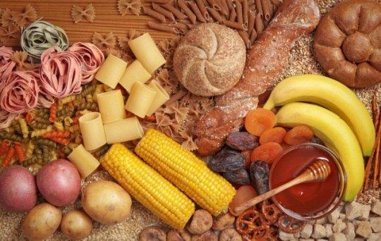 причины вздутия живота: крахмалсодержащие продукты