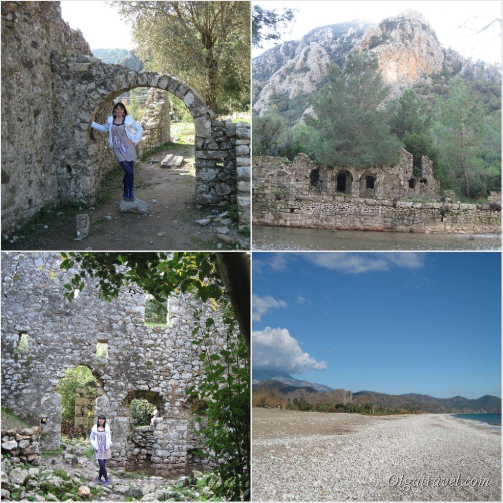 Олимпус Турция