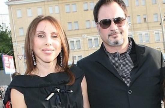 Валерий Меладзе с первой женой Ириной