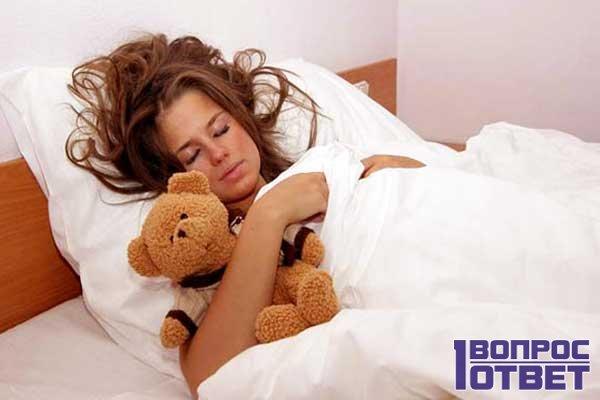 Бывший любовник во сне