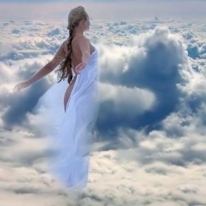 Красота души человека, Полёт души
